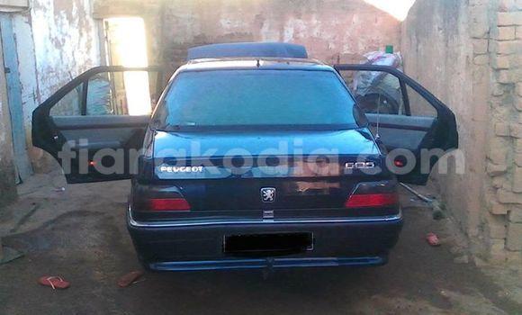 Acheter Voiture Peugeot 605 Noir à Antananarivo en Analamanga