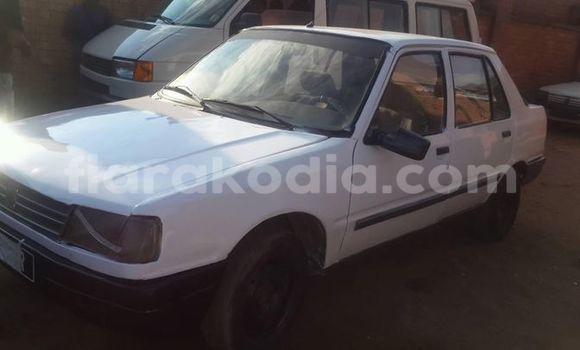 Acheter Voiture Peugeot 308 Blanc à Antananarivo en Analamanga