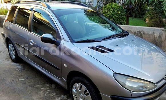 Acheter Voiture Peugeot 206 Gris à Antananarivo en Analamanga
