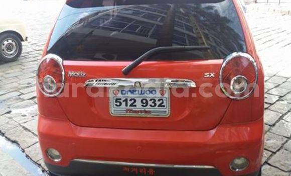 Acheter Voiture Daewoo Matiz Rouge à Antananarivo en Analamanga