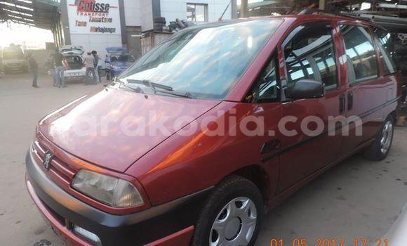 Acheter Voiture Peugeot 806 Rouge à Antananarivo en Analamanga