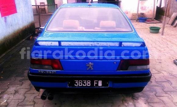 Acheter Voiture Peugeot 406 Bleu à Antananarivo en Analamanga