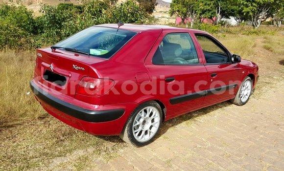Acheter Voiture Citroen Xsara Rouge à Antananarivo en Analamanga