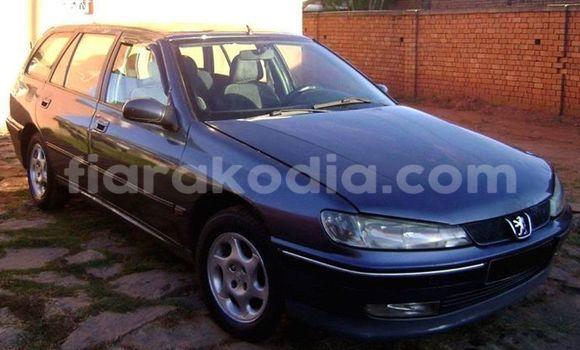 Acheter Voiture Peugeot 406 Noir à Antananarivo en Analamanga