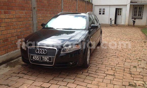 Acheter Voiture Audi A4 Noir à Antananarivo en Analamanga