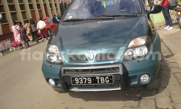 Acheter Voiture Renault Scenic Vert à Antananarivo en Analamanga