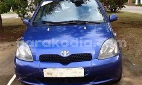 Acheter Voiture Toyota Yaris Bleu à Antananarivo en Analamanga