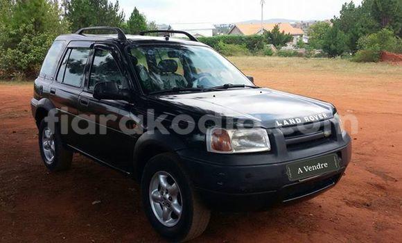 Acheter Voiture Land Rover Freelander Noir à Antananarivo en Analamanga