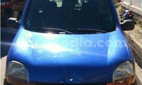 Acheter Voiture Renault Kangoo Bleu à Antananarivo en Analamanga