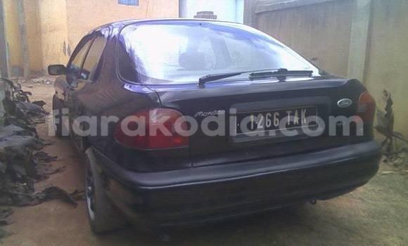 Acheter Voiture Ford Mondeo Noir à Antananarivo en Analamanga