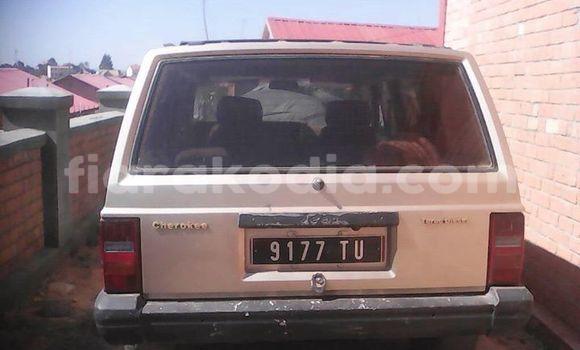Acheter Voiture Jeep Grand Cherokee Gris à Antananarivo en Analamanga