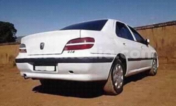 Acheter Voiture Peugeot 406 Blanc à Antananarivo en Analamanga