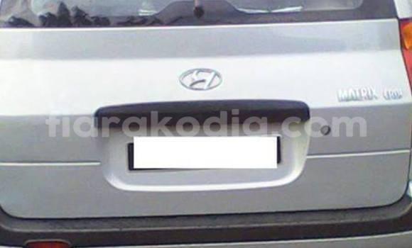 Acheter Voiture Hyundai Matrix Gris à Antananarivo en Analamanga