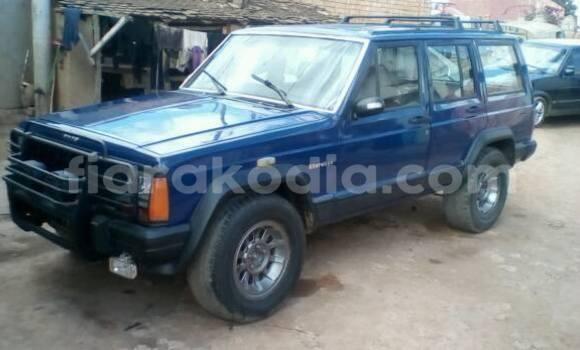 Acheter Voiture Jeep Grand Cherokee Bleu à Antananarivo en Analamanga
